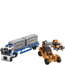 LEGO Technic: Container Yard (42062)