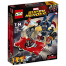 LEGO Marvel Superheroes: Iron Man : L'attaque de Detroit Steel (76077)