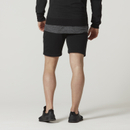 Tru-Fit Zip Sweatshorts - Charcoal - XXL - Charcoal