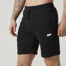 Tru-Fit Zip Sweatshorts - Black - XS - Black