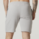 Tru-Fit Zip Sweatshorts - Grey - M - Grey