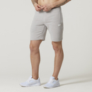 Tru-Fit Zip Sweatshorts - Grey - S - Grey