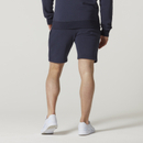 Tru-Fit Zip Sweatshorts - XXL - Navy