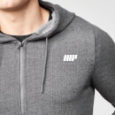 Myprotein Tru-Fit Zip Up Hoodie - Charcoal - S - Charcoal