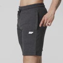 Tru-Fit Zip Sweatshorts - Charcoal - XS - Charcoal