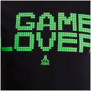 T-Shirt Game Lover Atari - Noir