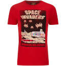 Atari Herren Space Invaders Del EAtari Space T-Shirt - Rot