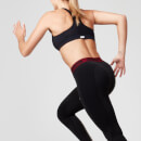 Leggings Seamless - XS - Black