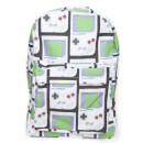 Nintendo Game Boy Backpack With All Over Print