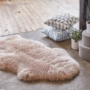 Tapis 100 % Peau de Mouton Royal Dream - Beige