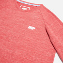 Performance Long-Sleeve Top - XXL - Red