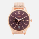 Henry London Hampstead Mesh Watch in Rose Gold, 101,81 € statt 135,75 €