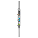 simplehuman Spin Brushed Steel Cabinet Shower Caddy