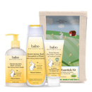 Babo Botanicals Newborn Essentials Set