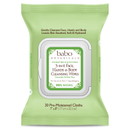 Babo Botanicals 3-in-1 Hydrating Face, Hand, Body Wipes - Cucumber & Aloe Vera