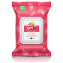 Yes To Grapefruit Rejuvenating Facial Wipes (Pack of 25)
