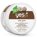 yes to Coconut Ultra Hydrating Facial Souffle Moisturiser 50ml