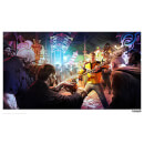 Dead Rising Limited Edition Giclee Art Print - Timed Sale