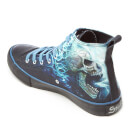 Chaussures Montantes Homme Spiral Flaming Spine