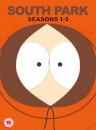 South Park: Series 1-5 Set