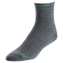 Pearl Izumi Elite Wool Socks - Shadow Grey