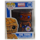 Funko The Thing Metallic (SDCC 2011) Pop! Vinyl