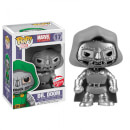 Funko Dr Doom B&W (Fugitive Toys Exclusive) Pop! Vinyl