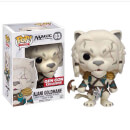 Funko Ajani Goldmane (Flocked) Pop! Vinyl