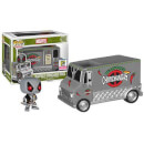 Funko Deadpools Chimichanga Truck (Grey SDCC) Pop! Vinyl