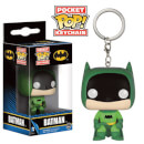 Funko Batman Green Suit Keychain Pop! Keychain