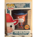 Funko Quick Draw Mcgraw (Orange Chase) Pop! Vinyl