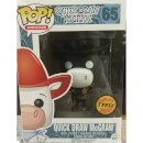 Funko Quick Draw Mcgraw (Black Chase) Pop! Vinyl