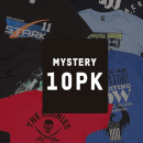 Pack 10 Camisetas Frikis Misteriosas - Edición Black Friday