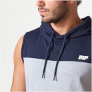 Superlite Sleeveless Hoodie - XL - Navy