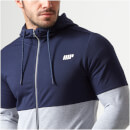 Superlite Zip-Up Hoodie - XXL - Navy