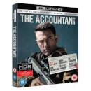 The Accountant - 4K Ultra HD