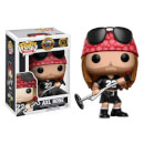 Pop! Rocks: Guns N' Roses - Axl Rose Figura Pop! Vinyl