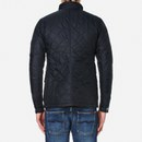 Barbour International Men's Ariel Quilt Jacket - Navy