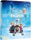 La Reine des Neiges 3D (+ 2D) - Steelbook Exclusif à Zavvi Édition Lenticulaire -(The Disney Collection #52)
