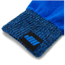 Knitted Gloves – Blue - S/M - Bleu