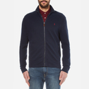 Polo Ralph Lauren Men's Rib Cotton Jacket - Cruise Navy