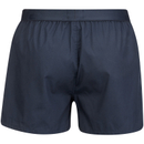 Tommy Hilfiger Men's Icon Cotton Woven Boxer Shorts - Navy Blazer