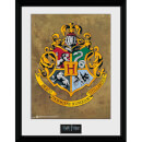 "Harry Potter Hogwarts Framed Photographic - 16"""" x 12"""