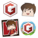 Grian Sticker Pack