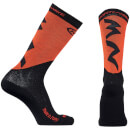 Northwave Extreme Pro High Socks - Red/Black