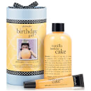 philosophy Birthday Girl Vanilla Cake Gift Set