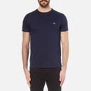 Lacoste Men's Classic Pima T-Shirt - Navy