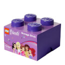 LEGO Storage Brick 4 - Purple