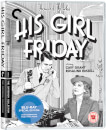His Girl Friday - The Criterion Collection