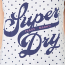 Superdry Women's Trade Markd Entry Vest - Ice Marl Dot